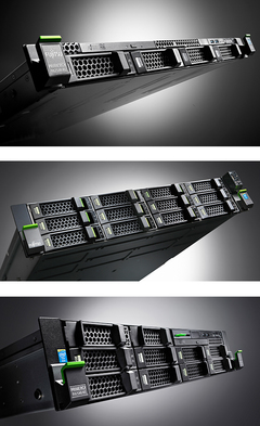 Rack Server, Intel Xeon E5, Energieeffizienz