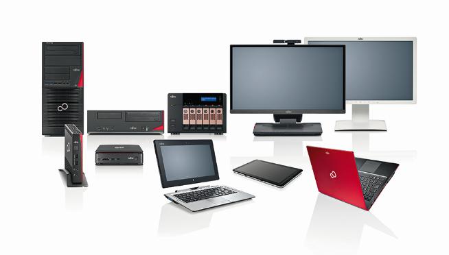 Fujitsu, Rechner System, Eigenschaft PC